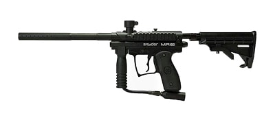 Best Semi Automatic Paintball Gun - Spyder MR100