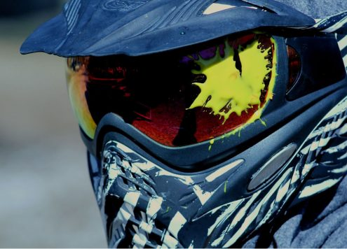 Best Paintball Mask