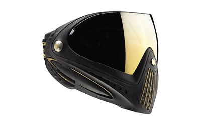 Best Paintball Mask - Dye Precision i4