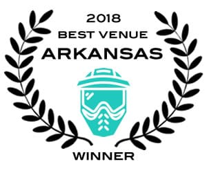 Best Paintball in Arkansas 2018 Winner