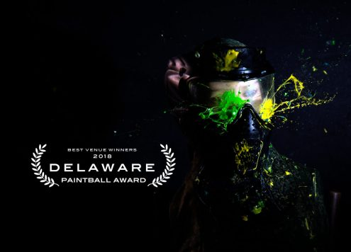 Best Paintball in Delaware