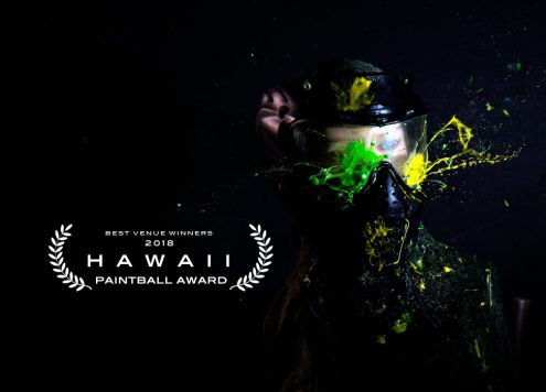 Best Paintball in Hawaii