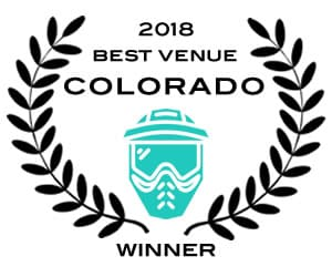 Best Paintball in Colorado 2018 Winner