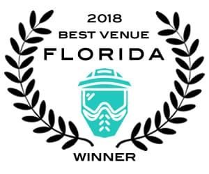 Best Paintball in Florida 2018 Winner