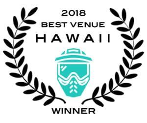 Best Paintball in Hawaii 2018 Winner